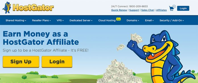 Hostgator India Affiliate Program