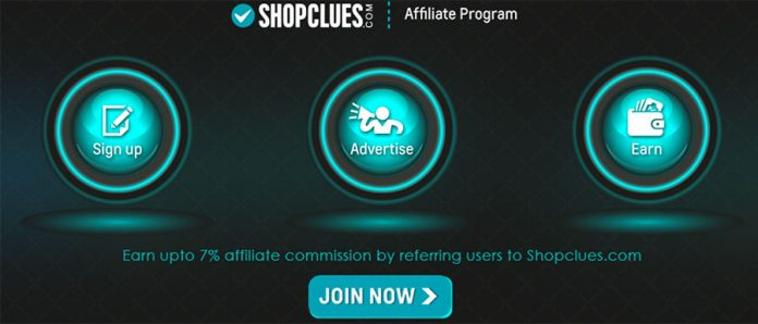 Shopclues Affiliate Program