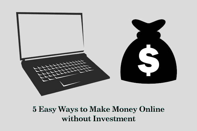 Easy Ways to Make Money Online