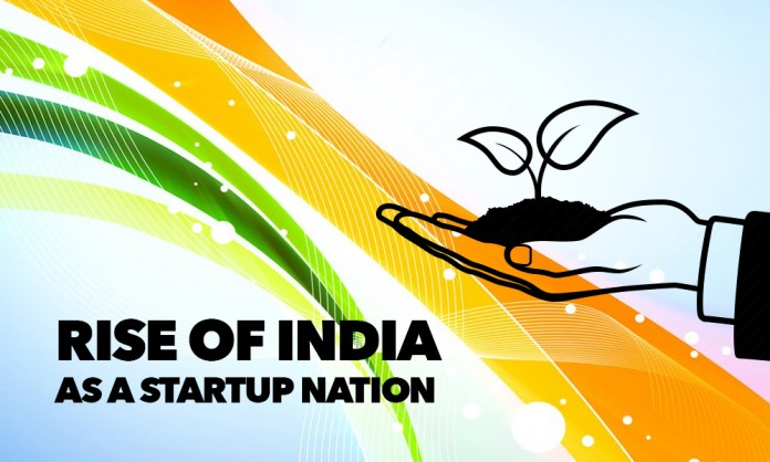 Rise of India as a Startup Nation