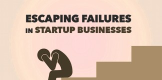 Escaping Failures In Startup Businesses