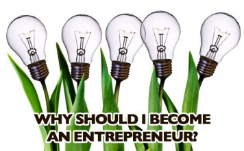 Why Should I Become An Entrepreneur?
