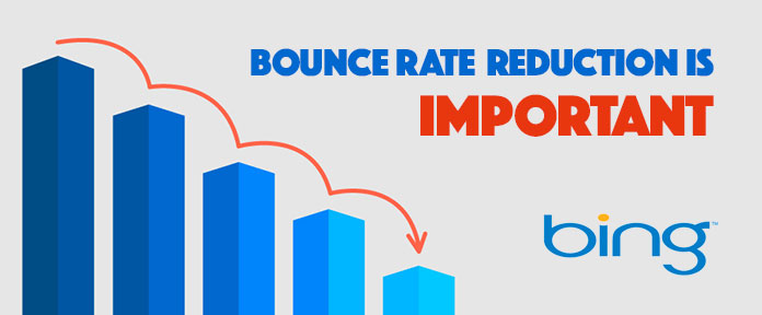 Bounce Rate Reduction is important