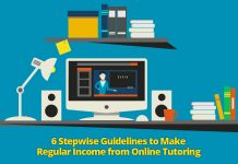 Make Regular Income from Online Tutoring