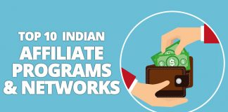 Top 10 Indian Affiliate Programs & Networks