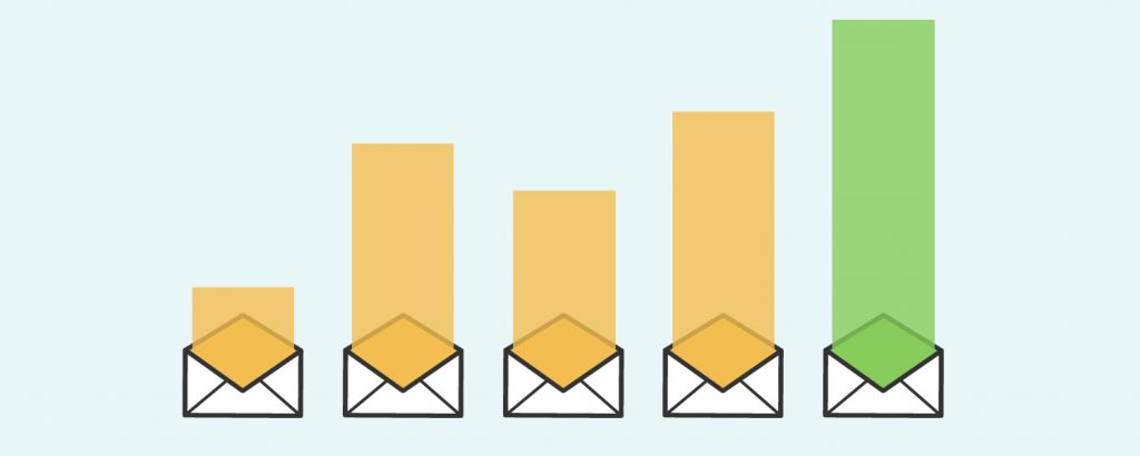 What other metrics show the success of my email marketing efforts?