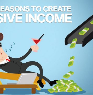 Top 7 Reasons to Create Passive Income